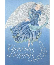 "Christmas Cards ""Christmas Blessings"""