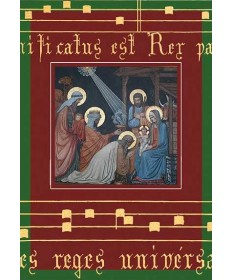 "Christmas Cards ""Adoration of the Magi"""